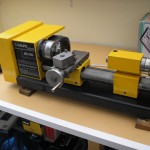 Lathe Arrival and Testing