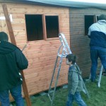 Veteran Shed Builder