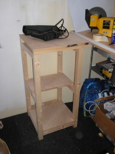 Drill Bench