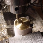 Drilling radial holes and CNC