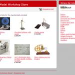 Model Workshop Gifts