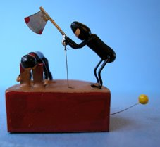 Tiny Executioner by Laurence and Angela St Leger
