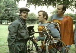 Monty Python's Bicycle Repairman