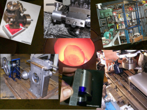 Terry Brown's Shed - Casting, Maching, Projects and Gingery Shaper