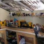 Workshopshed Panorama