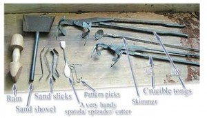 Eugene Sargent's Handmade Tools