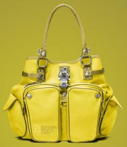 George Gina & Lucy Super Maria Handbag with Carabina Clasp