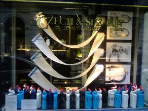Czech & Speake Shop Jermyn Street, London