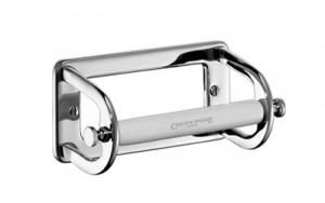 Edwardian style lavatory roll holder