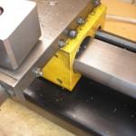 Gib-strip adjustment