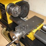 Knurling tool - Slot cutting