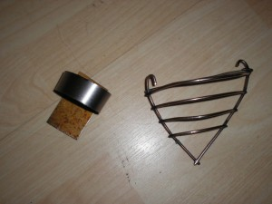Experiments with wire and sheet in a spot welder