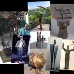 Welded Sculptures