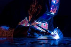 Destructo Iron Works TIG Welding