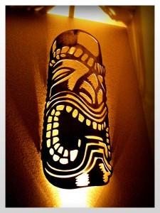 Tiki Mask