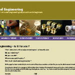 New model engineering sites
