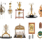 John Wilding Clocks Auction