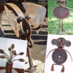 Junk Sculptures