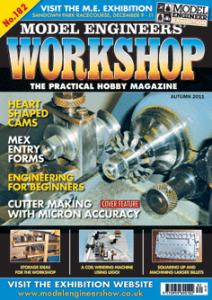 Model Engineers Workshop #182