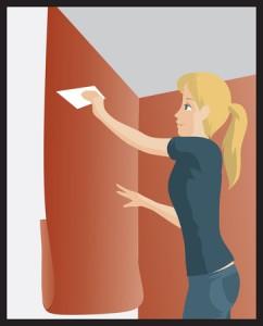 DIY Woman, Artwork copyright Rosie Piter