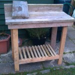Potting Bench - Part 4