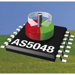 AMS AS5048B Magnetic Rotary Encoder