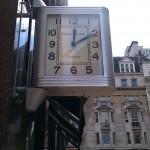 Clocks on Bond Street