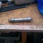 Hole Saw Modification
