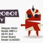 Small stepper motors