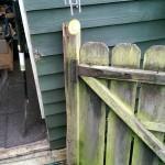 Gate modification