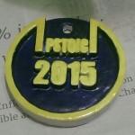 3D Printed Medal