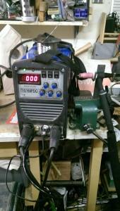 RTech DC TIG welder
