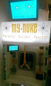 My Nuke - Personal Nuclear Reactor