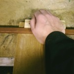 Using The Bench Hook