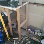 Bench modification