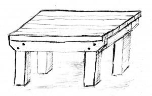 Workbench Sketch