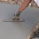 Finishing Concrete - Top tips