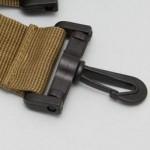 A plastic strap