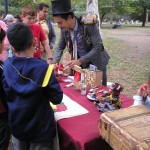 World Maker Faire 2015 - Magic, Music and Mechanisms