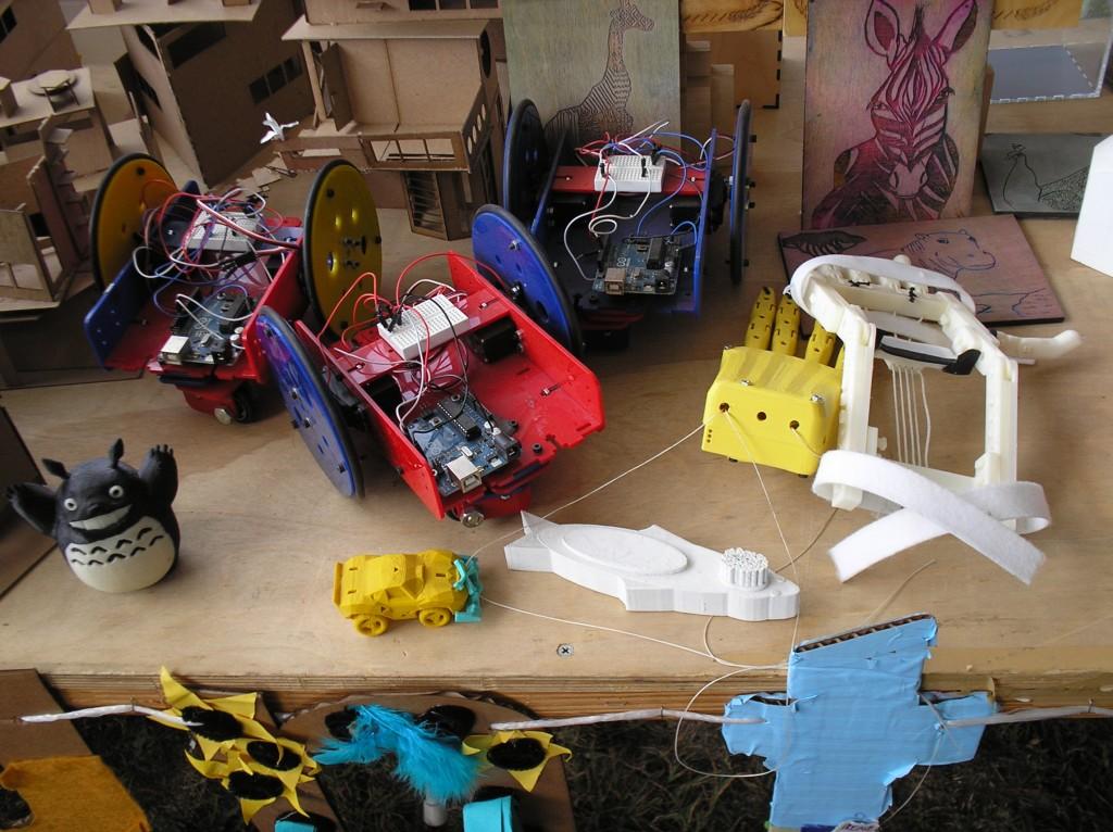 Simple Arduino Robots (softlab)