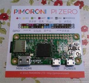 Pi Zero
