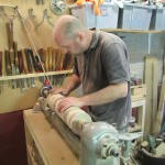 Chris Edwards on Wood Turning