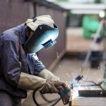 Learning a new skill - Welding