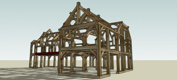 3d frame design