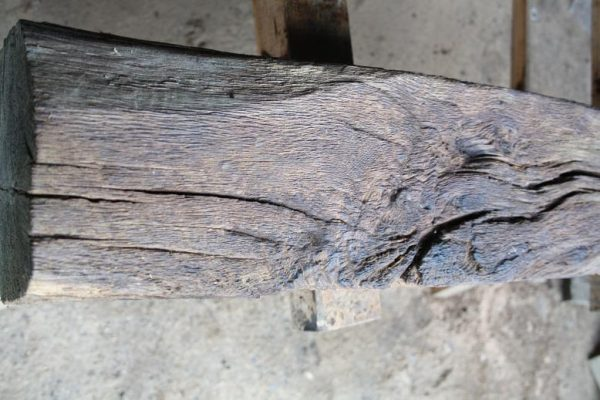reclaimed traditional oak beam