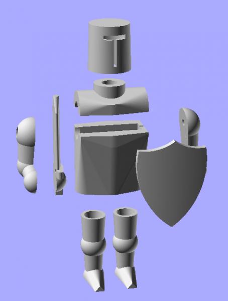 KnightExploded