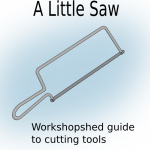 A new EBook - A little saw