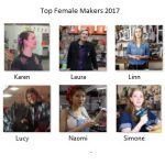 Top women makers