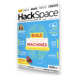 HackSpace Magazine - Hack Make Build Create