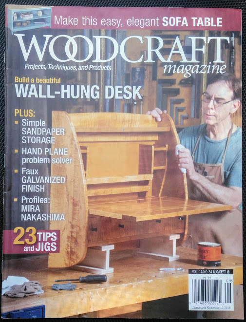 American Magazines For Makers Workshopshed